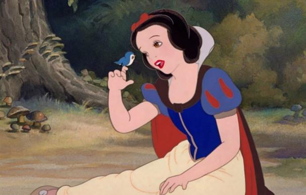 Blancanieves en la película de 1937