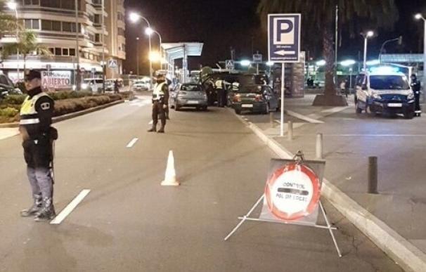 Detienen a tres personas por delitos contra la seguridad vial en la zona Puerto de Las Palmas de Gran Canaria