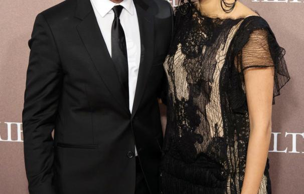 Antonio Banderas presenta Altamira sin Nicole Kimpel