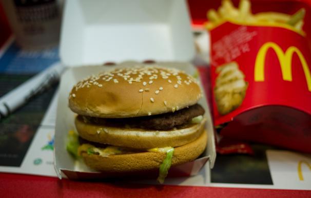 Los británicos pueden permitirse 2,5 Big Macs a la hora
