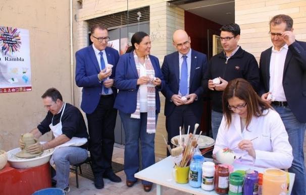 La Muestra de Artesanía Cordobesa reúne obras de las cuatro Zonas de Interés Artesanal de la provincia