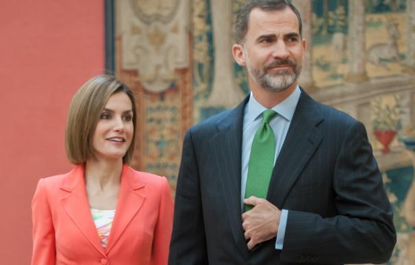 Los Reyes presidirán el acto de Honoris Causa de García de la Concha y Narro Robles el 5 de abril en Salamanca