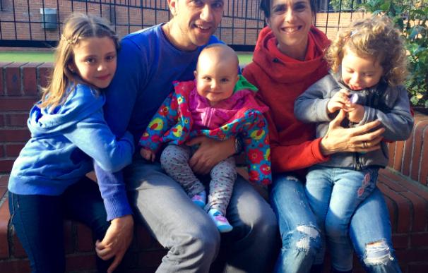 Nuria Fernández, objetivo Río con 40 años y tres hijas