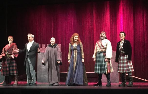"""La compañía Ornitorincs ofrece una parodia """"respetuosa"""" y con canciones de Shakespeare en 'Mecbeth'"""