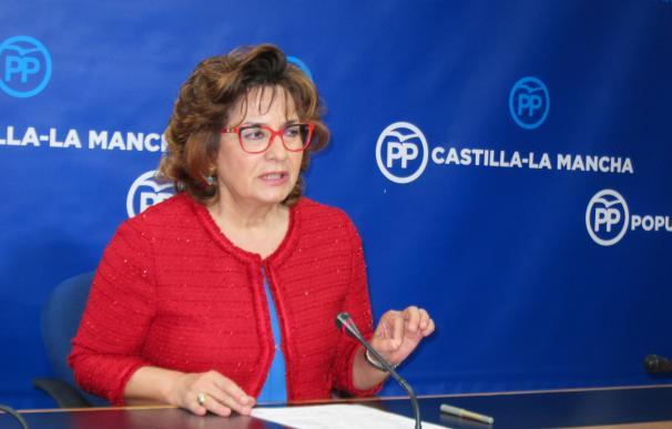 """PP dice que el déficit es """"letal"""" y que en dos años """"no habrá dinero para pagar las nóminas de los funcionarios de C-LM"""""""