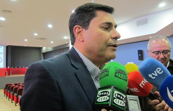"""Francisco Capilla se marcha """"orgulloso"""" de UGT tras participar en la reestructuración del sindicato en Extremadura"""