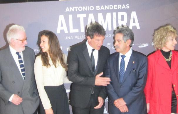 La sociedad cántabra se vuelca con el estreno de 'Altamira'