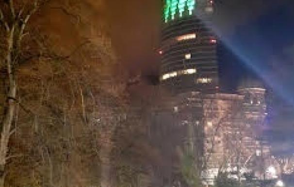 La Semana del Accionista de Iberdrola arranca este sábado con la iluminación de la Torre Iberdrola por Eugenio Ampudia