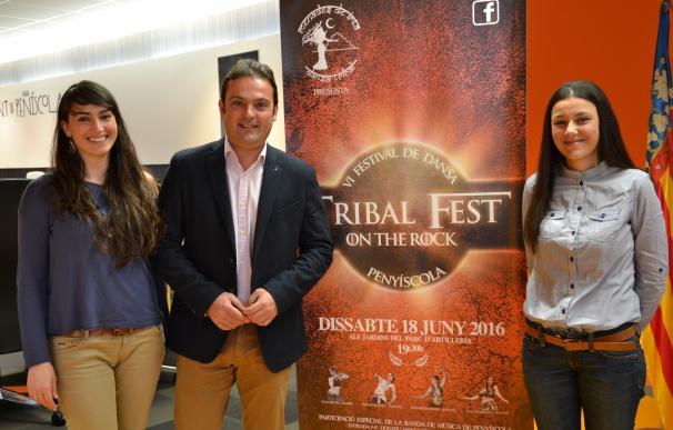 Juego de Tronos inspira el festival de danza tribal de Peñíscola