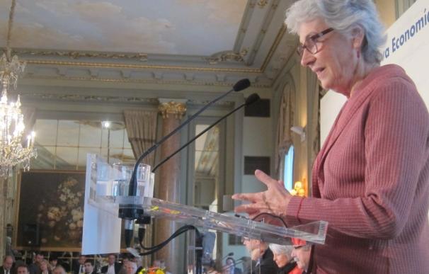 Barcelona concede la Medalla de Oro de la Ciudad a Muriel Casals