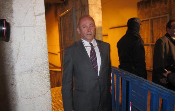 El juez Castro archiva la imputación del responsable de la UTE que construyó el Palma Arena