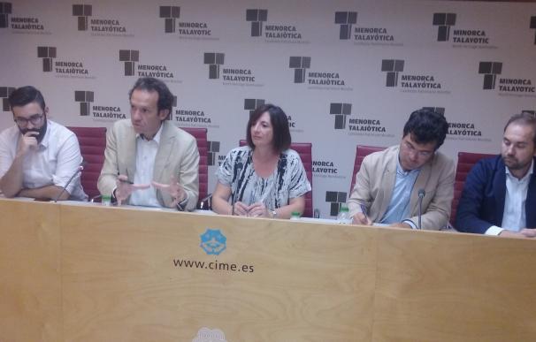 El Govern pretende alcanzar el 20% de energías renovables en Menorca en 2020 con el parque fotovoltaico de Son Salomó