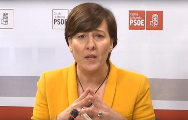 """PSOE pregunta a Cospedal """"por qué salió corriendo"""" de C-LM y no defendió su gestión del déficit en las Cortes regionales"""