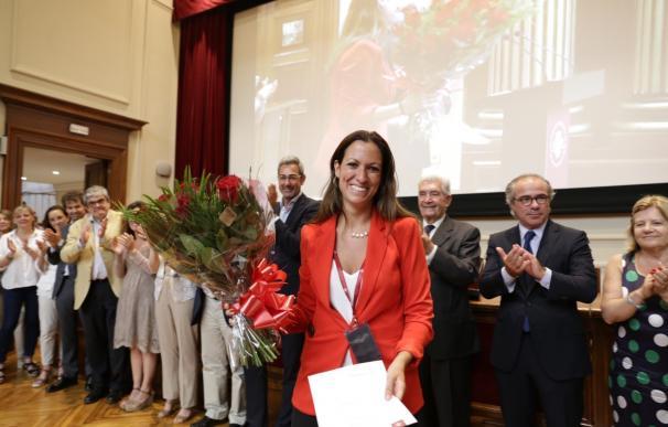 Maria Eugènia Gay, elegida nueva decana del Icab
