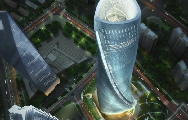 Shangai Tower.
