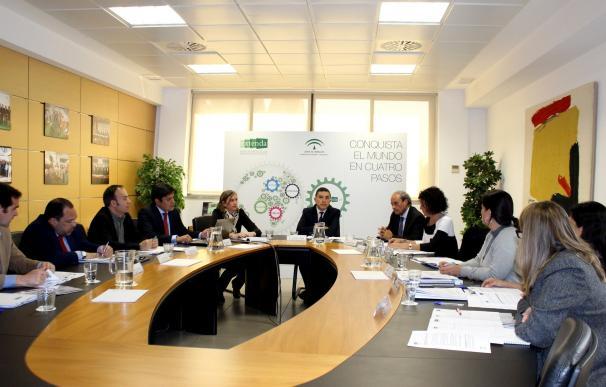 Más de 3.500 empresas andaluzas participaron en un millar de acciones de internacionalización de Extenda durante 2015