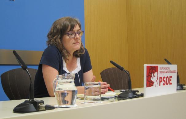 El PSOE reclama al área de Servicios Públicos un mantenimiento constante del arbolado de la ciudad