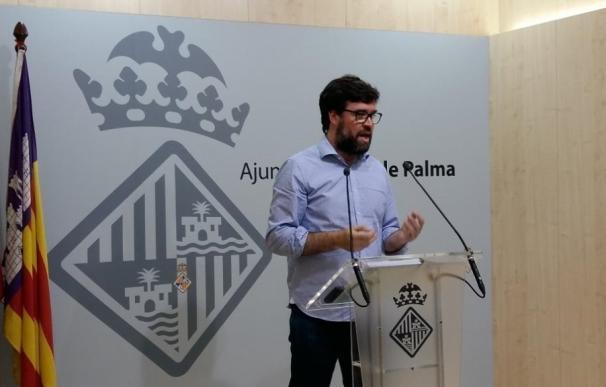 Antoni Noguera será proclamado alcalde de Palma este viernes