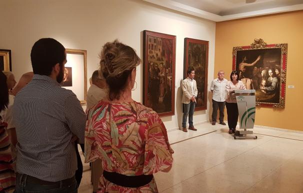 El Museo de Huelva muestra 122 obras en la exposición 'Una mirada a la colección de Bellas Artes'