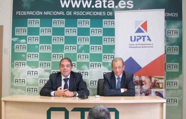 """ATA y UPTA celebran la aprobación de la nueva Ley de Autónomos porque """"facilita la vida"""" al colectivo"""