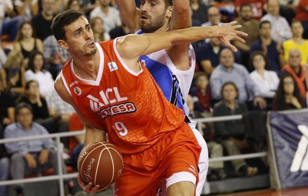 El RETABet Bilbao Basket ficha a Pere Tomás para las tres próximas temporadas