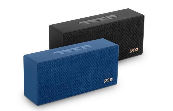 SPC presenta su nueva línea de altavoces compactos con un diseño minimalista