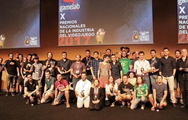 Los Premios Nacionales de la Industria del Videojuego otorgan al juego 'RiME' siete galardones