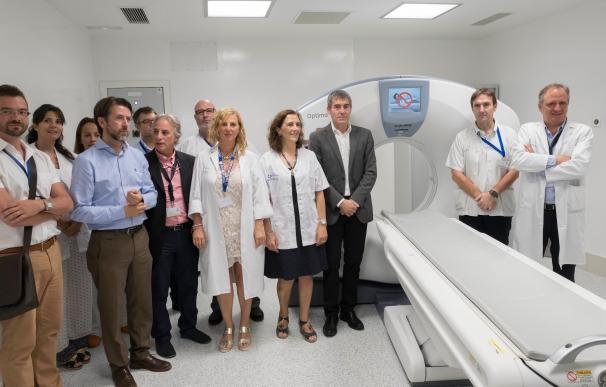 Unas 200.000 personas se podrán beneficiar del nuevo TAC del Hospital del Sur