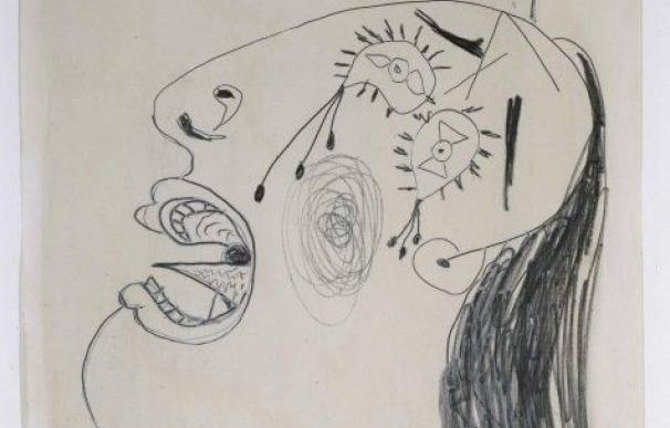 La Casa Revilla de Valladolid expone desde mañana los dibujos preparatorios de Picasso para el Guernica