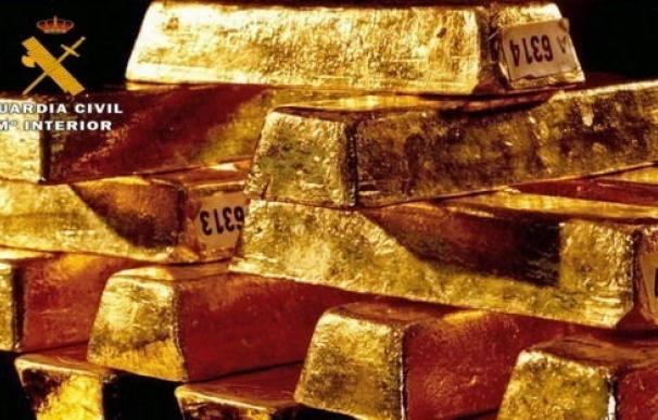 Dos detenidos por una trama de blanqueo de capitales y estafa en la compra de lingotes de oro