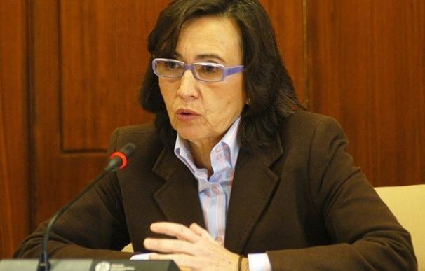 Rosa Aguilar apuesta por impulsar la Administración de Justicia en Andalucía a través de la modernización tecnológica