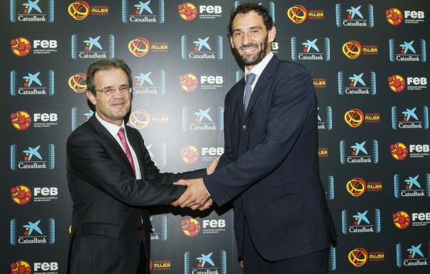 CaixaBank renueva hasta 2020 su patrocinio con la Federación Española de Baloncesto