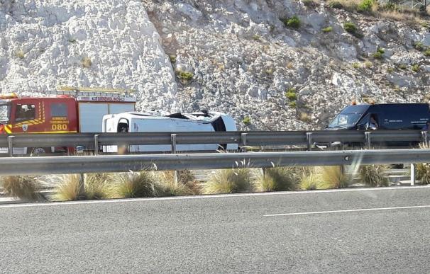 Dos fallecidos más por el accidente múltiple en la A-7 en Torremolinos
