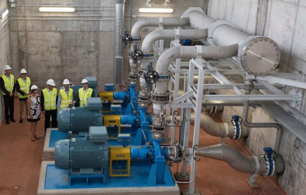 La desaladora de Fonsalía hará llegar 2.000 metros cúbicos de agua al día a los agricultores del sur de Tenerife