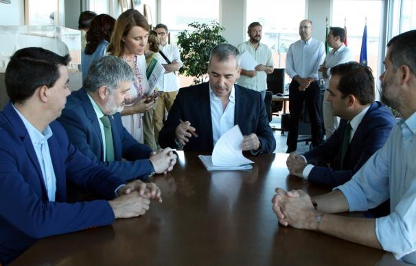 Junta inicia en julio la rehabilitación de las Casas Consistoriales de Écija, con una inversión de 3,6 millones
