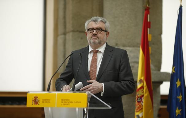 """El director del Prado urge a poner en marcha la ley de mecenazgo por que """"sería un alivio"""" para el museo"""