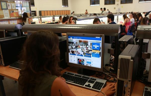 La Biblioteca de la UCAM impulsa las investigaciones propias a través de innovadoras herramientas digitales