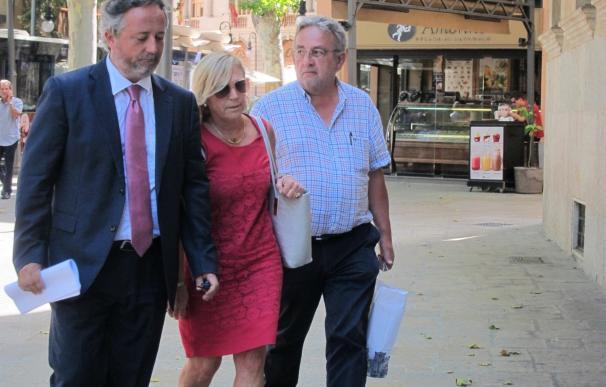 Dolça Mulet y los otros 11 acusados del 'Caso Ayudas' llegan a un pacto con Fiscalía y aceptan una multa de 3.600 euros