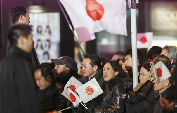 Abren los colegios electorales en Japón