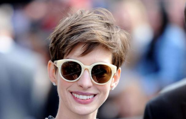 Anne Hathaway, obsesionada con actuar en 'Los Miserables'