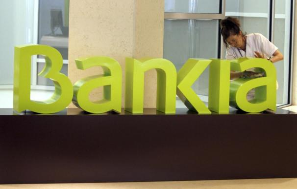 El FROB otorga a Bankia un valor negativo de 4.148 millones