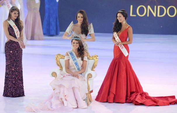 La sudafricana Rolene Strauss es coronada Miss Mundo 2014