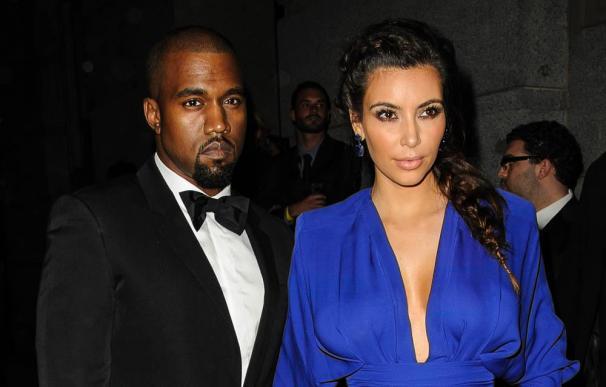 Kanye West es el mejor amigo de Kim Kardashian