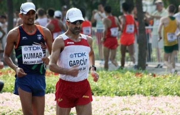 García Bragado, noveno en su duodécimo Mundial