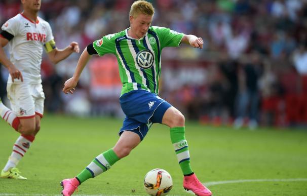 De Bruyne pasa el reconocimiento médico con el Manchester City