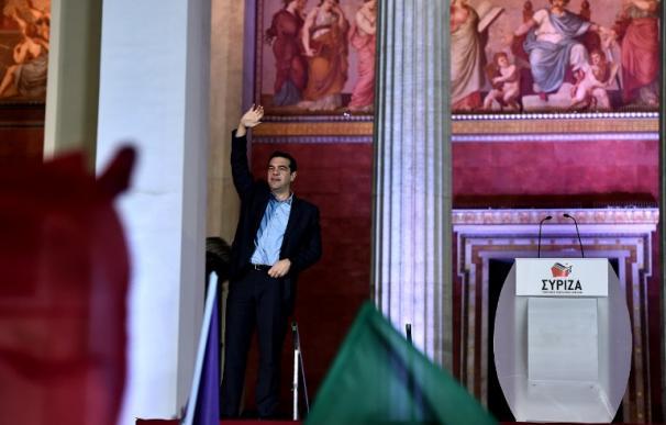 Syriza gana las elecciones griegas