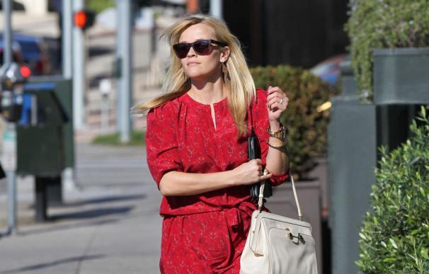 Reese Witherspoon puso a su hijo un nombre de la 'clase trabajadora'