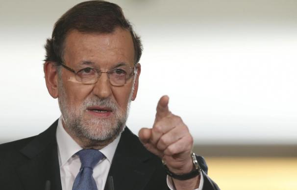 Rajoy descarta adelantar las elecciones
