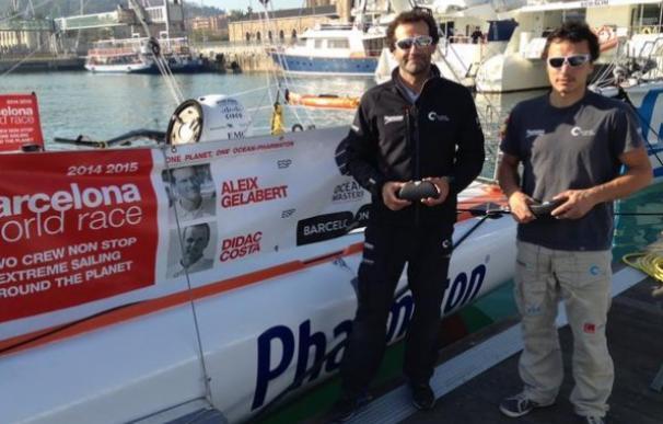 Aleis Gelabert y Didac Costa, One Planet One Ocean