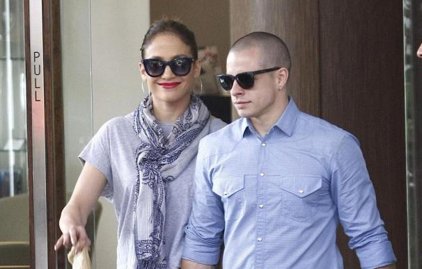 Jennifer Lopez a Casper Smart: 'Esto es solo el comienzo'